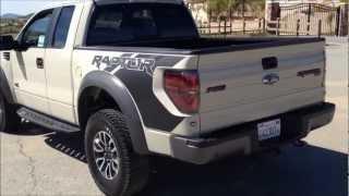 2013 Ford F-150 SVT Raptor Terrain color fully loaded