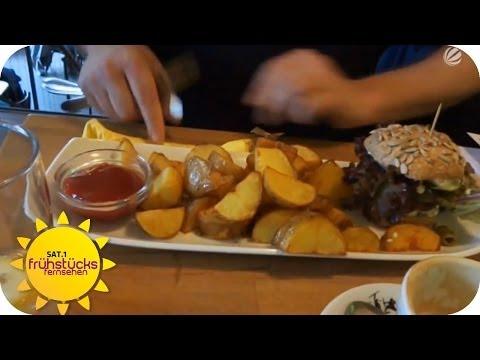 Profikoch testet vegetarisches Restaurant in Lübeck | S ...