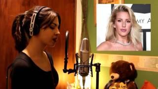 Video 1 GIRL 15 VOICES (Adele, Ellie Goulding, Celine Dion, and 12 more) MP3, 3GP, MP4, WEBM, AVI, FLV Juli 2018