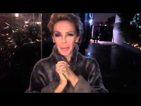 Kylie Minogue's Holiday Greeting