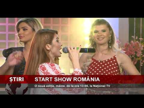 Mâine, o nouă ediție Start Show România