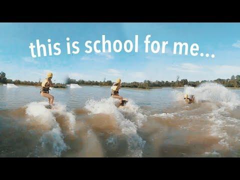 High school can be fun? (senior year vlog)