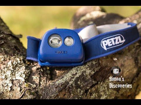 Petzl Tikka+ Flashlight - Head Torch Review (Napisy) Recenzja Czołówki Tikka+