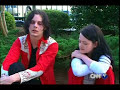 The White Stripes - Interview on CNN