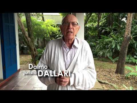 Jurista Dalmo Dallari fala sobre a tentativa de golpe e afirma: não há base legal para impeachment de Dilma