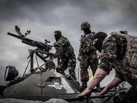 Война на  Донбассе идет полным ходом. ДНР ЛНР война в Украине, Донецк, Луганск, Новости АТО