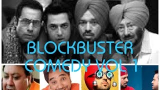 Video Punjabi Comedy Vol-1 || Jaswinder Bhalla || Binnu Dhillon || Gurpreet Ghuggi || Punjabi Funny Scenes MP3, 3GP, MP4, WEBM, AVI, FLV Oktober 2018
