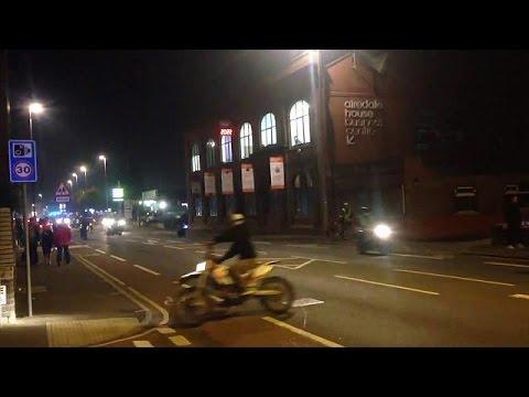 Χάος στους δρόμους του Λιντς προκάλεσε ομάδα μοτοσικλετιστών – world