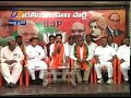 Jagga Reddy is BJP candidate for Medak by poll