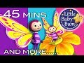 Little Baby Bum | Butterfly Song | Nursery Rhymes for Babies | Songs for Kids