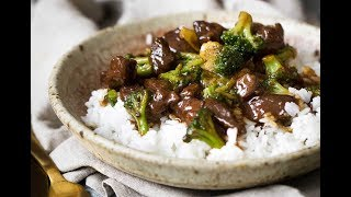 too busy to cook? never! throw all this into your slow cooker and you've got a take-out meal at home! FULL RECIPE:...