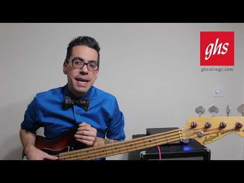 GHS Strings - BEAD Tuned Bass Boomers