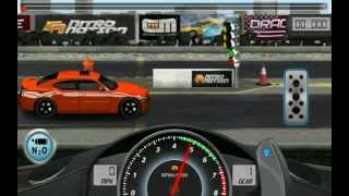 Drag Racing 1.6 Dodge Charger SRT8 [1/4mi, Lvl 5] **09.253s**