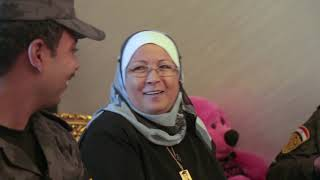 """""""رسالة شهيد """" .. إهداء من وزارة الداخلية لأمهات الشهداء"""