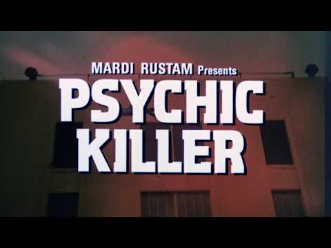 Psychic Killer: 1975 Theatrical Trailer (Vinegar Syndrome)