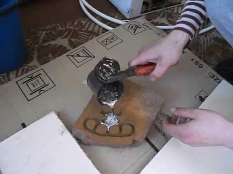 Как сделать из свеца