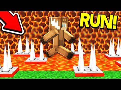 MOST IMPOSSIBLE DEATH RUN CHALLENGE! (видео)