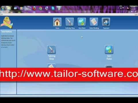 tailor software