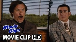 Anchorman 2: The Legend Continues Movie CLIP - Gonorrhea (2013) HD