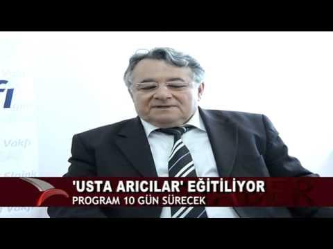 'USTA ARICILAR' EĞİTİLİYOR