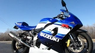 3. 2005 Suzuki GSX-R600 20th Anniversary Edition