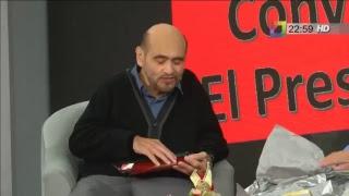 ¡El Chino y Cosito se encuentran en La Diroes! Empieza Al Diablo Con La Noticia.