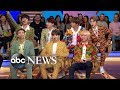 Download Lagu BTS, one of the hottest music groups in the world, speaks out on 'GMA' Mp3 Free