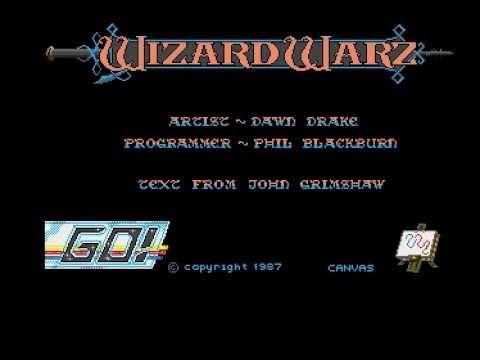 Wizard Warz Amiga