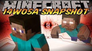 Minecraft Snapshot 14w05a (Minecraft 1.8) - VANILLA SPECTATOR MODE, BARRIER BLOCKS&MORE!