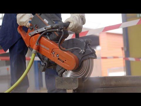 Abrasives Safety<br />Disque diamant<br />Découpeuse thermique