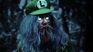 Co się dzieje z Mario kiedy spada z planszy? Uwaga drastyczne…