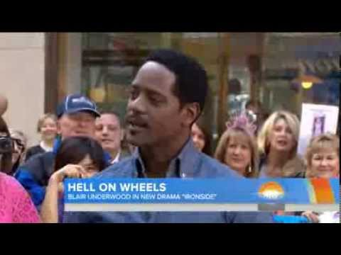 Blair Underwood: New 'Ironside' 'edgier,' 'grittier' (видео)