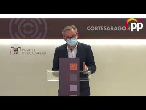 """Juste pide al Gobierno de Aragón """"negociar antes de cerrar trenes"""""""