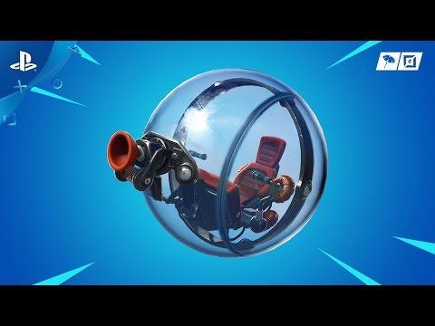 Fortnite - The Baller | PS4 - Thời lượng: 33 giây.