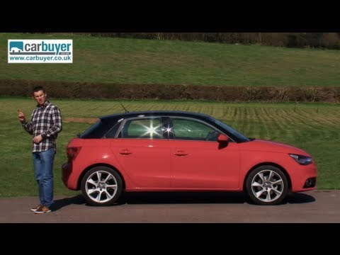 Audi A1 Sportback (hatchback) review – CarBuyer