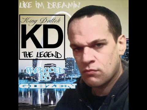 King Dattoli - LIKE I'M DREAMIN' (Produced by Gold Record Producer Gibzen)