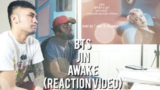 BTS Jin - Awake - (REACTION VIDEO)