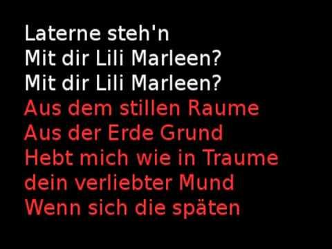 , title : 'Lili Marleen - karaoke'