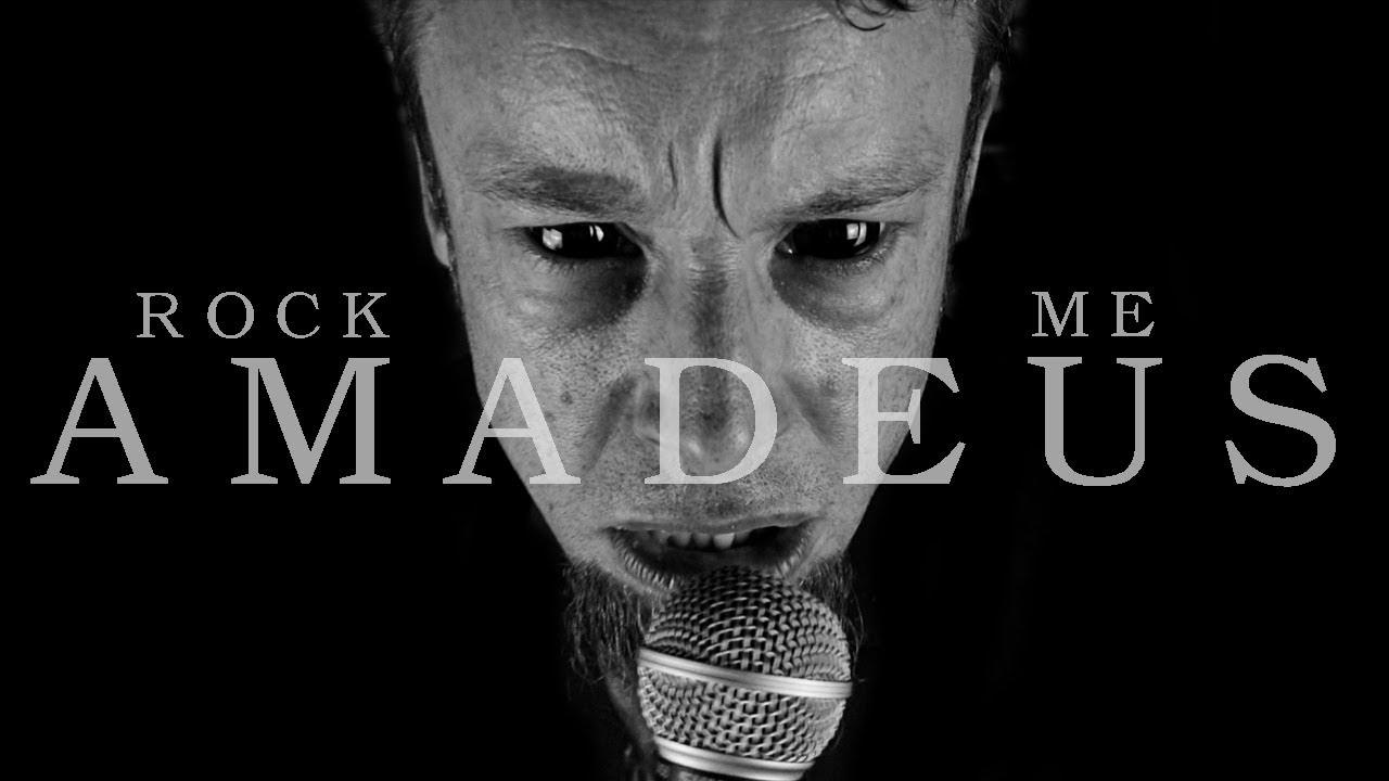 Frogleap Rock Me Amadeus Video