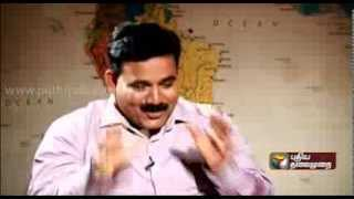 Interview With Cho Ramaswamy In Agni Paritchai - Part 5 - 02-02-2014 Puthiya Thalaimurai Tv