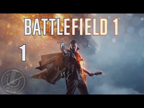 Battlefield 1 Прохождение Без Комментариев На Русском На ПК Часть 1 — Пролог