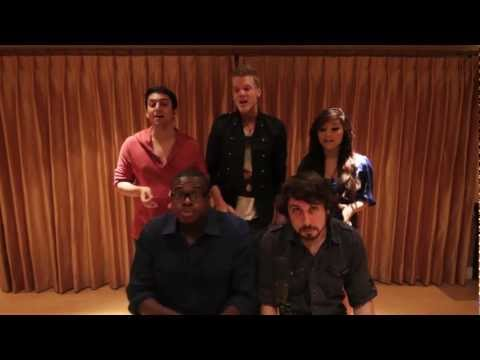 Pentatonix sing Scott Alan's 'LOVE, LOVE, LOVE'