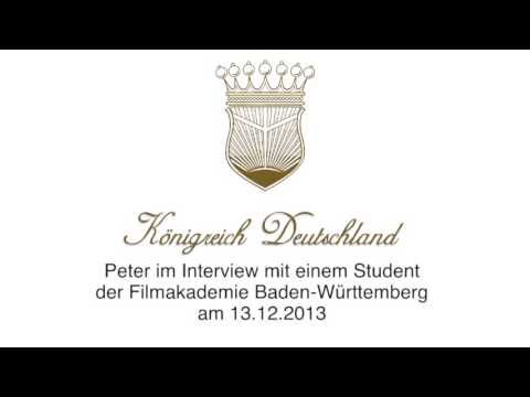 Filmakademie interviewt Peter