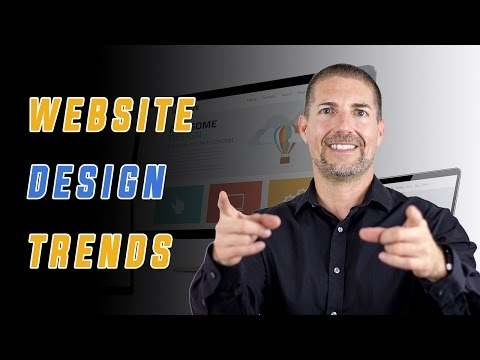 Website Design Trends, Moving Into 2015