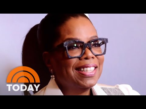Oprah Winfrey Reveals Advice To Younger Self In British Vogue Interview | TODAY