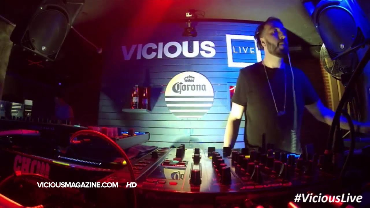 Rafa Burrios - Live @ Vicious Live 2015