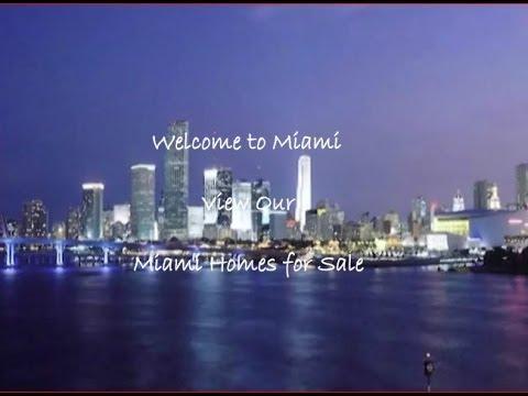 Miami Florida Homes for Sale – Take our Video Tour of Greater Miami