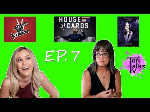 House of Cards: Season 6 Episodes 3-8 | The Voice: S15 Knockouts | Buffy the Vampire Slayer | Ep. 7