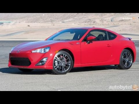 2015 Scion FR-S Video Review