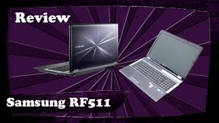 Review - Notebook Samsung NP-RF511